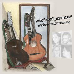 """""""Ich bin noch ganz schön!"""" CD-Cover"""